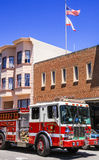 San Francisco Fire Engine Company 28 Royalty Free Stock Photo