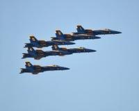 San Francisco Fleet Week 2014 Royalty Free Stock Image