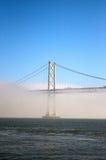 San Francisco Fog #1 Imagens de Stock Royalty Free