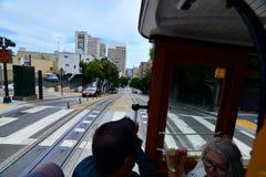 San Francisco gata Royaltyfria Foton