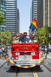 San Francisco gay pride Royalty Free Stock Images