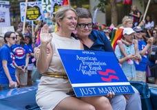 San Francisco gay pride Royalty Free Stock Images
