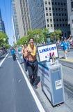 San Francisco gay pride Royalty Free Stock Photography