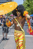 San Francisco gay pride Royalty Free Stock Photos
