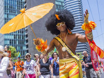 San Francisco gay pride Royalty Free Stock Photo