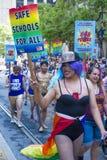 San Francisco gay pride Stock Image