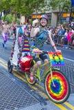 San Francisco gay pride Stock Photos