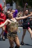 San Francisco Gay Pride Parade 2012 Stock Photography