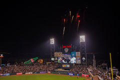 San Francisco Giants Royalty Free Stock Images