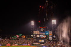 San Francisco Giants Royaltyfria Bilder