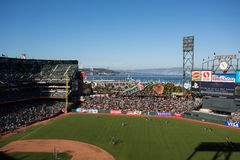 San Francisco Giants Imagem de Stock