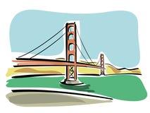 San Francisco (Golden Gate) Stockfotos