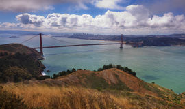 San Francisco Golden Gate Royalty Free Stock Image