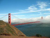 San Francisco golden gate Royalty Free Stock Photo