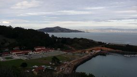 San Francisco. Golden gate bay Stock Photography