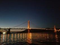 San Francisco golden gate bridge fotografie stock libere da diritti