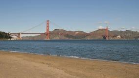 San Francisco golden gate bridge vídeos de arquivo