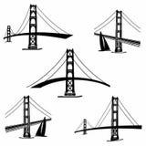 San Francisco 2. Golden Gate Bridge San Francisco Stock Photography
