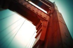 San Francisco. The Golden Gate Bridge in San Francisco stock photos