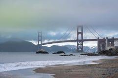 San Francisco Golden Gate Bridge Royalty Free Stock Photography