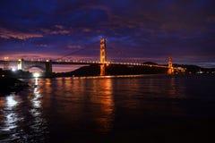 San Francisco Golden Gate Bridge Stock Images