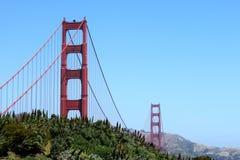 San Francisco Golden Gate Royalty Free Stock Photo