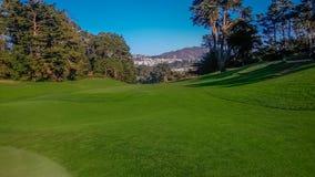 San Francisco Golf Course Fotos de archivo