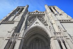 San Francisco - Grace Cathedral Royalty Free Stock Photos