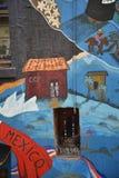 San Francisco graffiti zdjęcie stock