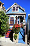 San Francisco hem Arkivfoto