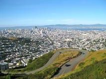San Francisco hermoso fotografía de archivo libre de regalías