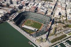 SAN FRANCISCO, het Giants Stadium van V.S.-San Francisco Stock Fotografie