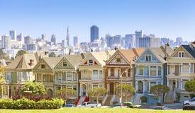 San Francisco horisont Arkivfoto