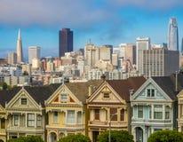 San Francisco horisont arkivfoton