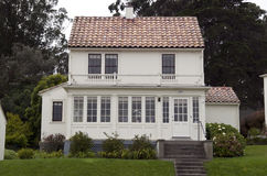 San Francisco House Royalty Free Stock Photo