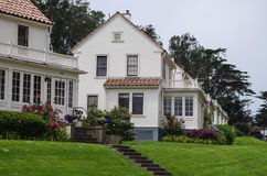 San Francisco - Houses Stock Images