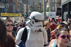 San Francisco How Weird Festival 2014 Stockfotografie