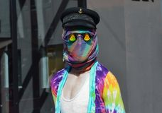 San Francisco How Weird Festival 2014 Royalty Free Stock Photos
