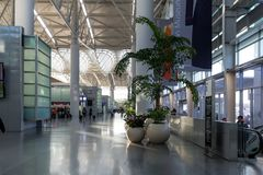San Francisco International Airport, Etats-Unis Photo stock