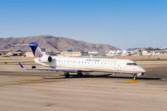 San Francisco International Airport (SFO) Photo stock