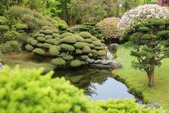 San Francisco Japanese Garden fotografia stock libera da diritti