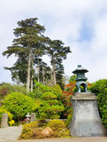 San Francisco Japanese Garden Images stock
