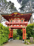 San Francisco Japanese Tea Garden Fotos de archivo