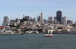 San Francisco, Kalifornien Stockfoto
