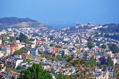 San Francisco Kalifornien, Amerikas förenta stater, USA Arkivbild