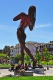 San Francisco Kalifornien, Amerikas förenta stater, USA royaltyfria foton