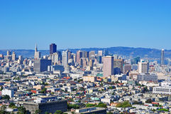 San Francisco, Kalifornien, die Vereinigten Staaten von Amerika, USA Lizenzfreie Stockbilder