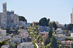 San Francisco, Kalifornien, die Vereinigten Staaten von Amerika, USA Stockbilder