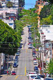 San Francisco, Kalifornien, die Vereinigten Staaten von Amerika, USA Lizenzfreie Stockfotografie