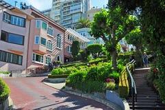 San Francisco, Kalifornien, die Vereinigten Staaten von Amerika, USA Lizenzfreies Stockfoto